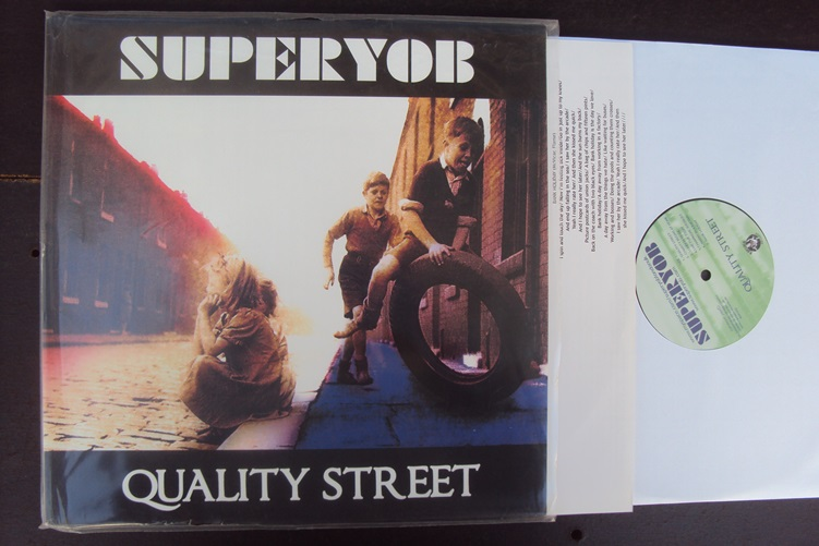 Superyob Quality Street Randale Records RAN 032 LP Vinyl