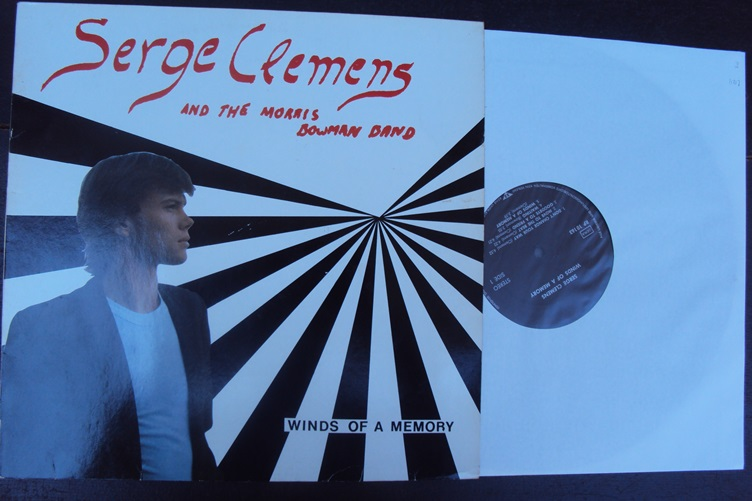 Serge Clemens Winds of a Memory Morris Bowman RP 10163 Signiert