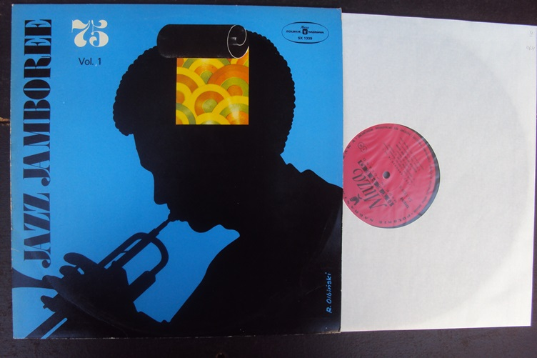 Jazz Jamboree 75 Vol 1 Muza SX 1339 Gustaw Brom Big Band 1975 Warsaw