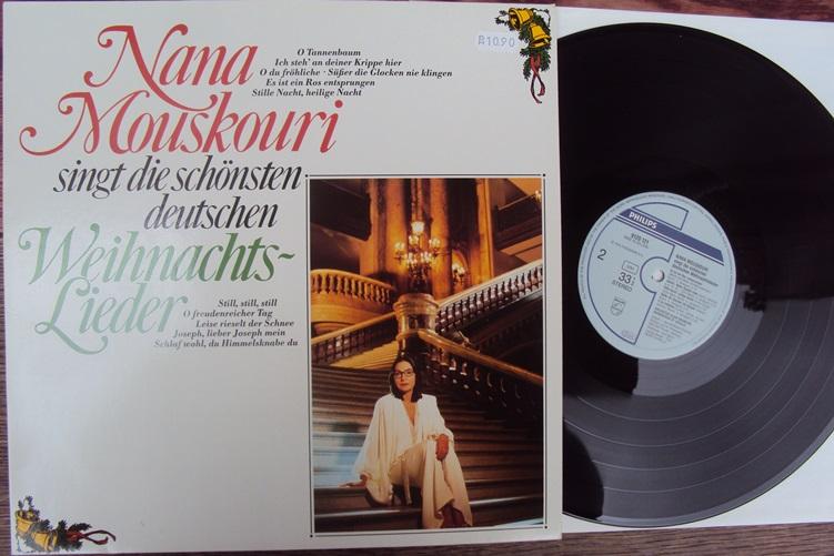 Die Schönsten Deutsche Weihnachtslieder.Rock Pop Nana Mouskouri Singt Die Schönsten Deutschen