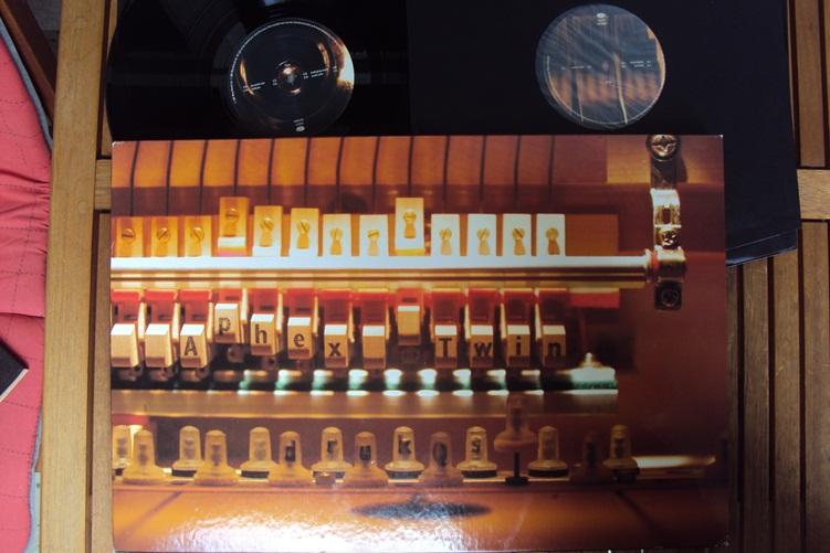 Rock Pop Aphex Twin Drukqs Warp Records 4 Lp Limited Box 180g