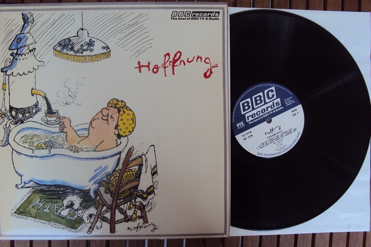 Gerard Hoffnung Best of BBC TV and Radio BBC Records REF 157M