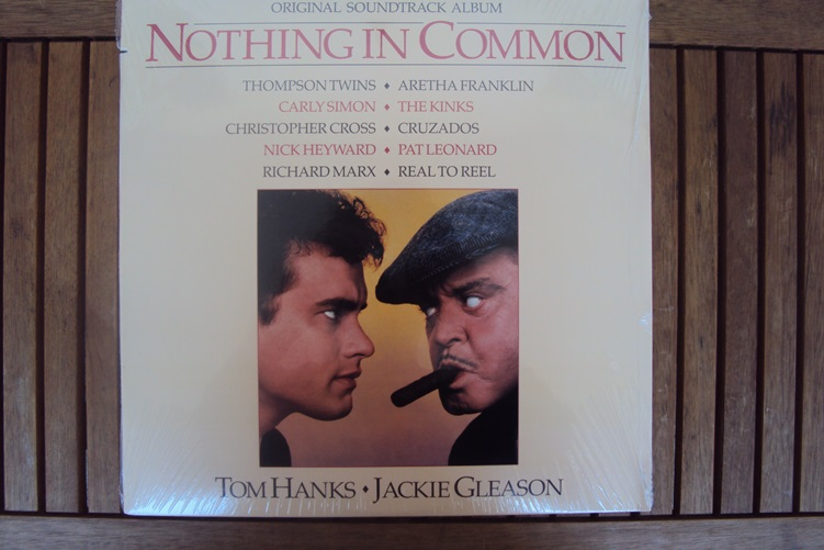 OST Nothing in Common Arista AL 98438 USA Sealed LP Vinyl