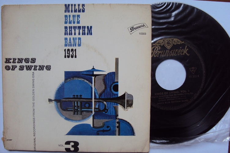 Mills Blue Rhythm Band Kings of Swing Brunswick 10303